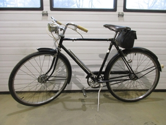 1962 Raleigh Deluxe Sports Bicycle
