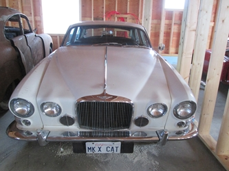 1965 Jaguar Mark X