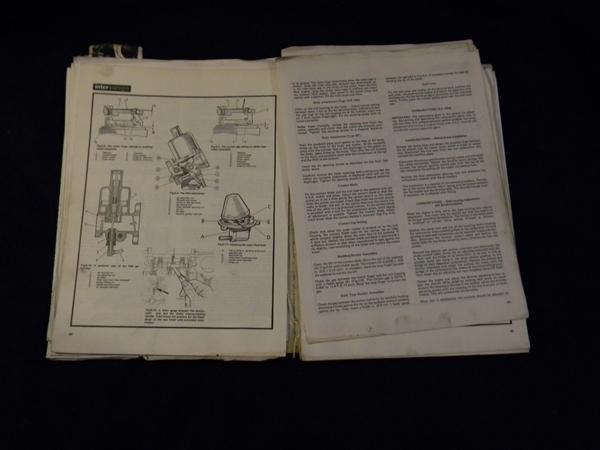 MG MGB Workshop & Owners Manual