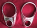 Austin A40 Headlamp Chrome Trim - RM01191