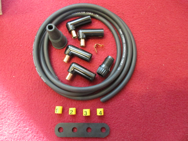 Ignition Wire Set Mga Sprite Mgb Morris Side Entry
