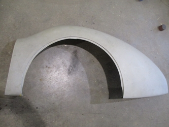 Left Rear Fender, Jaguar XK120, Original
