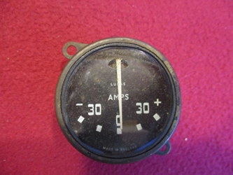 Lucas Ammeter, Jaguar Mark V, Original