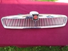 MGB Chrome-Plated Brass Grille, 1962-1969, New