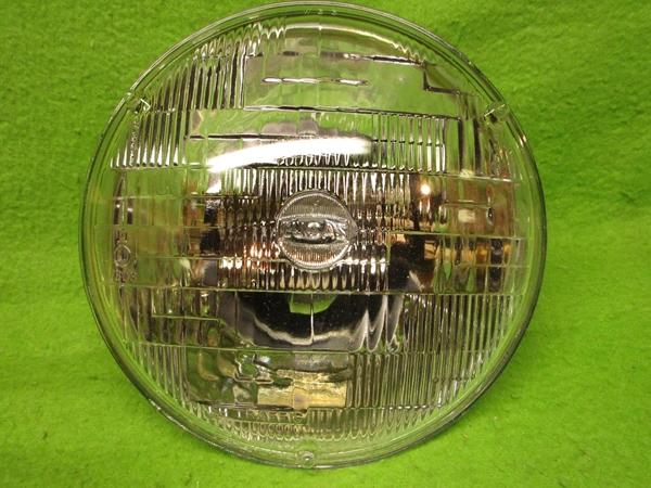 Nos Lucas 7 Inch Sealed Beam Headlamp Rogers Motors