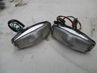 Sprite, Midget Flasher, Park, Side Lamps NOS