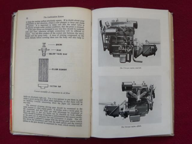 Tuning and Maintenance of MGs Prewar and T-series, by Philip Smith, Original