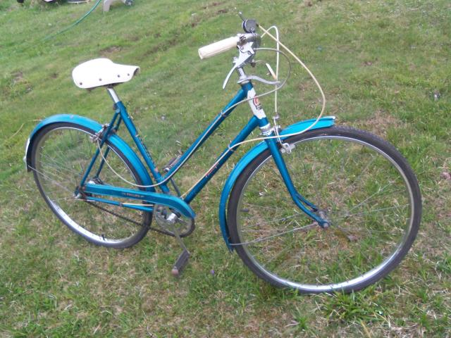 Phillips 3-speed Bicycle, 1967, Original