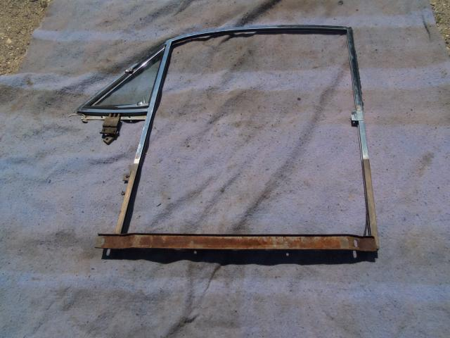 Window Frame, Jaguar XK140 FHC, left side, Original