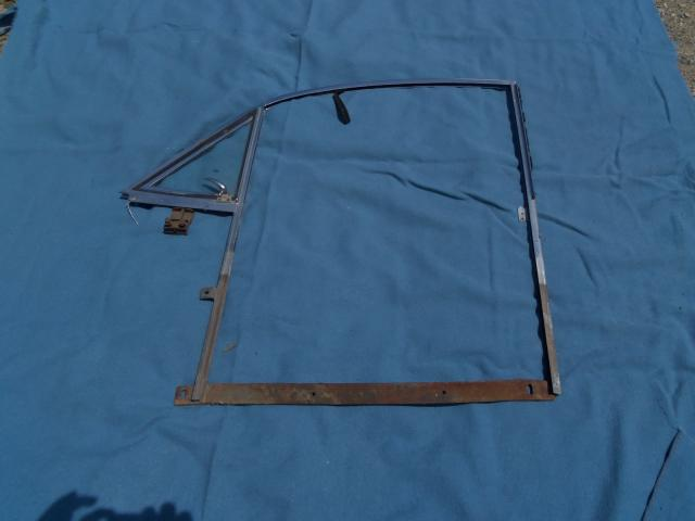 Window Frame, Jaguar XK140 FHC, right side, Original