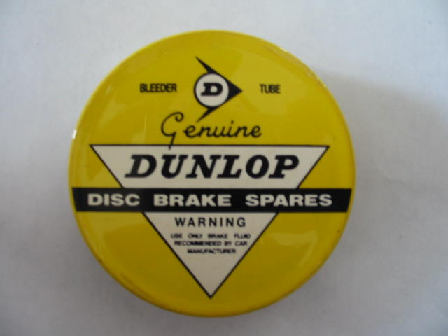 Dunlop Brake Bleeder Tin, New