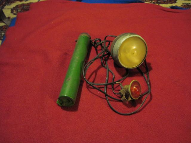 Raleigh Dynohub Lights & Dry Battery Unit, Original