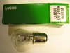 Lucas LLB380 Bayonet-Base Parking Lamp Bulb, New