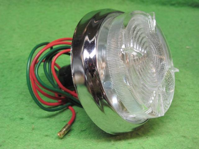 Lucas L632 Lamp Pair New Rogers Motors
