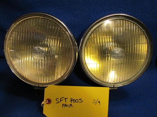 Lucas Sft700s Foglamp Pair Original Rogers Motors