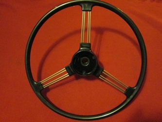Adjustable Steering Wheel, Austin-Healey 100-6, 3000, New