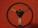 Adjustable Steering Wheel, Austin-Healey 100-6, 3000, New - RM01207