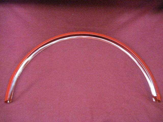 Phillips English 3-speed Bicycle Rear Mudguard, NOS