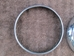 Headlamp Rim Pair, Volvo P1800, 1800S, 1800E, Original - RM00734