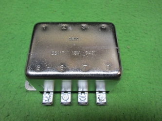 Lucas-style DB10 Flasher Relay, New