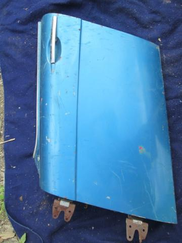 Left Door, Austin-Healey, Original