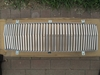 Grille Slat Assembly, Austin-Healey 3000, Vertical, New