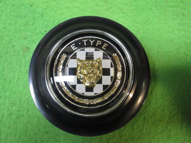 Steering Wheel Center Horn Push Jaguar E Type Xke New