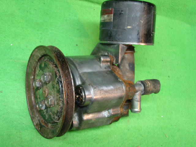 Air Injector/Smog Pump, MG Midget, MGB, Original