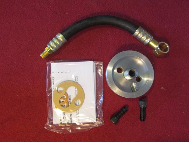 Spin On Oil Filter Adapter Mga Mgb New Rogers Motors