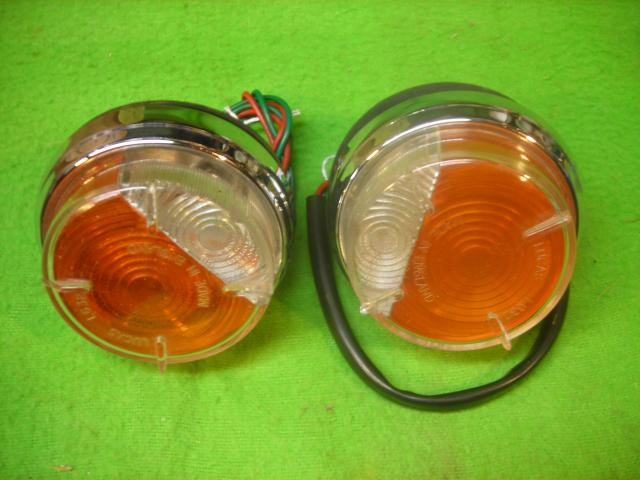 Lucas L632 Lamp Pair, New