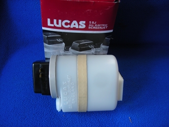 Lucas 5SJ Windscreen Washer Bottle & Bracket, New