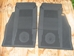 AMCO Rubber Floor Mat Pair, Jaguar XKE, early or late, New - RM00688