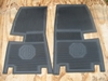 AMCO Rubber Floor Mat Pair, MGA, New