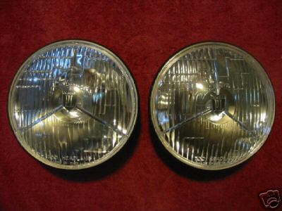 Lucas PL700 Headlamp Pair, New head lamp, headlight, head light