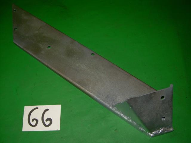 Lower Bracket, Jaguar XK140 DHC & OTS, #X66, New