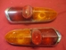Austin A40 Tail Lamp Pair -