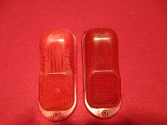 English Ford Tail Lenses, Original, E93, Prefect, Pilot?