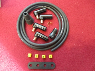 Ignition Wire Set, MGA, Sprite, MGB, Morris, Side-Entry