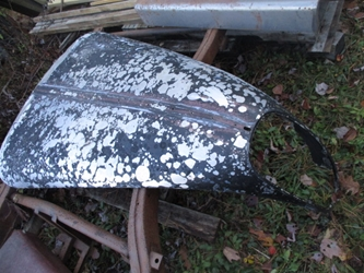 Jaguar XK140 FHC Bonnet, original