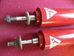 Koni Shocks, Jaguar Mk 2 3.8S Front, Used - KONIMK2