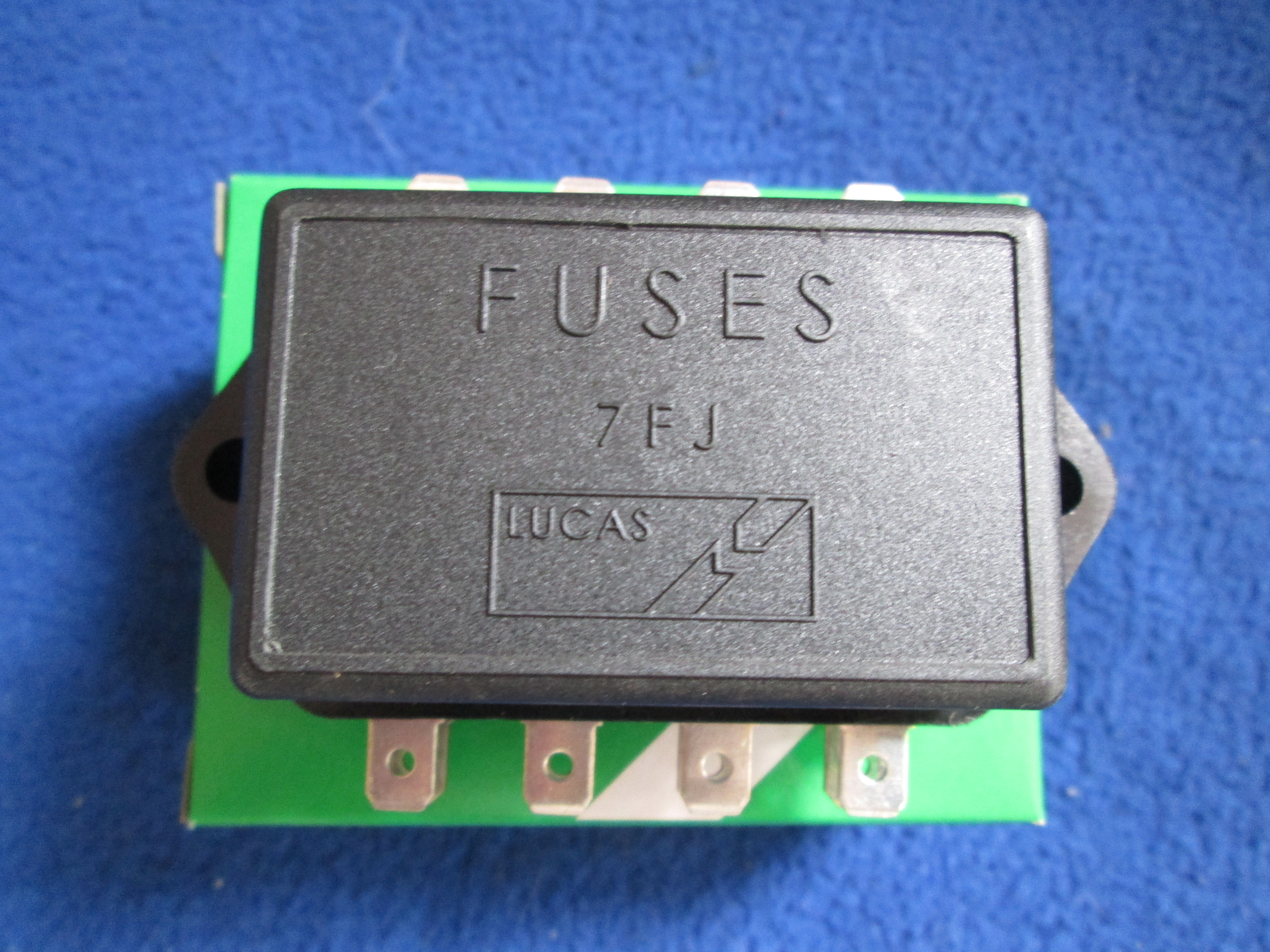 Other Electrical Rogers Motors Boat Fuse Box 1960s Fuse Box