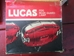 Red Lucas L494 Reverse Lamp NOS - RM00722