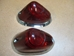 Lucas L549 Rear Lamp Pair, Original - L549SHAND