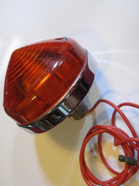 Lucas L691 L692 Lamp Nos Rogers Motors