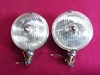 Lucas-style SFT576 Foglamp Pair, High Quality, New fog lamp, foglight, fog light