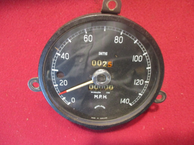 NOS Smiths Speedometer Jaguar XK150, SN6364/06