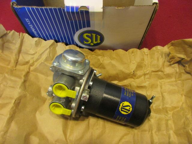 Su Negative Ground Electronic Fuel Pump Mgb Jaguar New