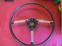 Non-adjustable Steering Wheel, Triumph TR2 TR3, New