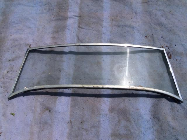 Windscreen Frame, MGA, Original