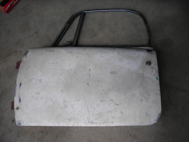 Left Door Shell, MGA Coupe, Original